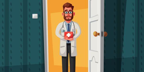 Οφθαλμίατρος Κατ' Οίκον Αθήνα